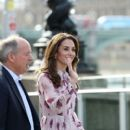 Catherine, Duchess of Cambridge and Prince William Duke of Cambridge visit the London Eye - 400 x 600