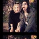 Frances Bean Cobain and Isaiah Sliva