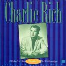 Charlie Rich - I'll Shed No Tears