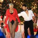 Amber Rose and Maksim Chmerkovskiy Return to Dancing With The Stars at the Grove in Hollywood, California  - November 22, 2016 - 454 x 559