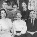 Louise, Linda, And Lee Eastman, Seated; John, Louise Jr, And Laura, Standing Pictures, Images & Photos | Photobucket
