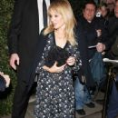 Kylie Minogue – 2018 Charles Finch x Chanel Pre-Bafta Party in London