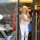 Ashley Tisdale was seen doing a little shopping today, May 14, in Beverly Hills