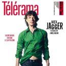 Mick Jagger - Télérama/ 20-26 September 2014