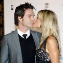 Pat Monahan and Amber Peterson