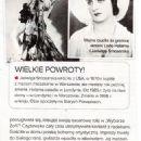 Barbara Lass - Świat Kobiety Magazine Pictorial [Poland] (November 2019) - 454 x 1245