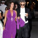 Andrea Bocelli and Veronica Berti - 396 x 594