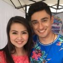 Addy Raj and Barbie Forteza