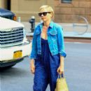 Michelle Williams – Out and about in New York