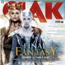 The Huntsman: Winter's War - Ciak Magazine Cover [Italy] (April 2016)