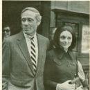 Mel Ferrer and Elizabeth Soukutine