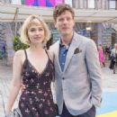 Imogen Poots – Royal Academy of Arts Summer Exhibition Preview Party in London - 454 x 681