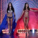 Adriana Lima 2014 Victorias Secret Fashion Show Runway In Nyc