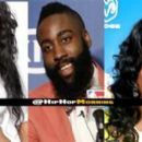 Trina and James Harden (basketball)