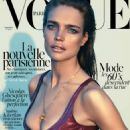 Natalia Vodianova Vogue Paris Cover September 2014
