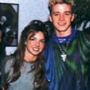 Britney Spears and Justin Timberlake - 197 x 350