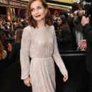 Isabelle Huppert At The 89th Annual Academy Awards - Arrivals (2017)