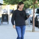 Jennifer Garner – Out and about in Los Angeles