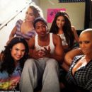 Amber Rose on the Set of 'School Dance' in Norwalk, California -  June 18, 2012 - 454 x 408
