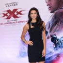 Nina Dobrev at Comic Con in São Paulo for 'xXx: Return of Xander Cage' 12/1/ 2016
