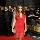 Elizabeth Hurley – 'The Time Of Their Lives' Premiere in London - 454 x 681