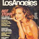 Greta Scacchi - Los Angeles Magazine [United States] (June 1991)