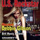Deborah Gibson - U.S. Rockstar Magazine Cover [United States] (March 2013)