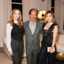 Sophia Bush attend Restoration Hardware Celebrates The Opening Of RH Chicago - The Gallery At The Three Arts Club at Restoration Hardware on September 30, 2015 in Chicago, Illinois - 400 x 600