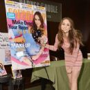 Troian Bellisario attends the Seventeen Magazine February issue unveiling at Barnes & Noble 82nd Street on January 7, 2014 in New York City - 436 x 594