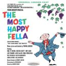 The Most Happy Fella Original 1956 Broadway Cast. Music and Lyrics By Frank Loesser - 454 x 450