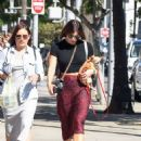 Katharine McPhee – Out in LA