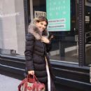Lori Loughlin – Arriving at the Today Show in New York - 454 x 667