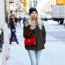Ashley Benson – Out and about in NYC - 454 x 643