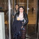 Ariel Winter – Leaving SiriusXM Studios in NYC