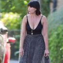 Daisy Lowe – Out in London - 454 x 774