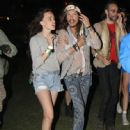 Coachella Music Festival Day 2 on April 12, 2014 in California