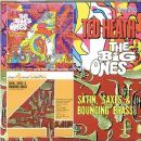Ted Heath - The Big Ones / Satin, Saxes & Bouncing Brass