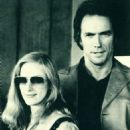 Clint Eastwood and Sondra Locke - 454 x 582