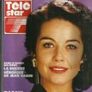 Diane Bellego - Télé Star Magazine Cover [France] (12 November 1990)