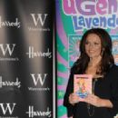 "Geri Halliwell - Launch Of Her New Book ""Ugenia Lavender"" At Harrods Department Store In London - 27.09.2008"