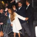 Jennifer Lopez – Arrives at the Polo Bar in New York