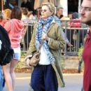 Annette Bening was spotted shopping with her daughter at The Grove in Hollywood, California on March 31, 2017 - 425 x 600