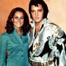 Barbara Leigh and Elvis Presley - 330 x 450