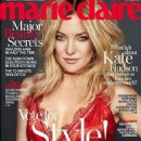 Kate Hudson - Marie Claire Magazine Cover [United States] (October 2016)