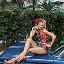 Anna Kournikova - Tatler Magazine Pictorial [Russia] (February 2012) - 454 x 585