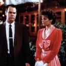Alexandra Paul and Dan Aykroyd