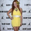 "Phoebe Price - ""In My Sleep"" Premiere In L.A., 15 April 2010"