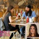 Jennifer Carpenter and Seth Avett - 450 x 379