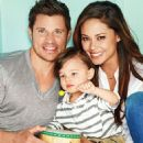 Nick Lachey, Vanessa Lachey - Parents Magazine Pictorial [United States] (June 2014) - 454 x 734