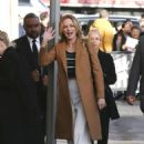 Heather Graham – Arriving at Jimmy Kimmel Live! in LA - 454 x 681